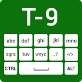 T9 Keyboard - English to T9 Typing Input