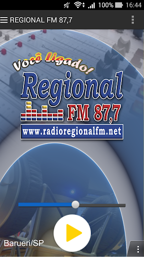 REGIONAL FM 87 7