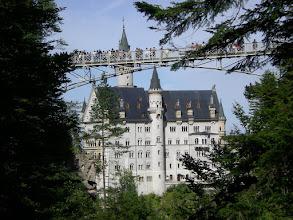 Photo: Marienbrücke et Neuschwanstein