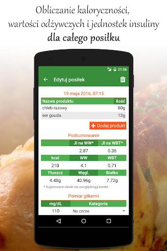 VitaScale kalkulator kalorii i wymienników for PC