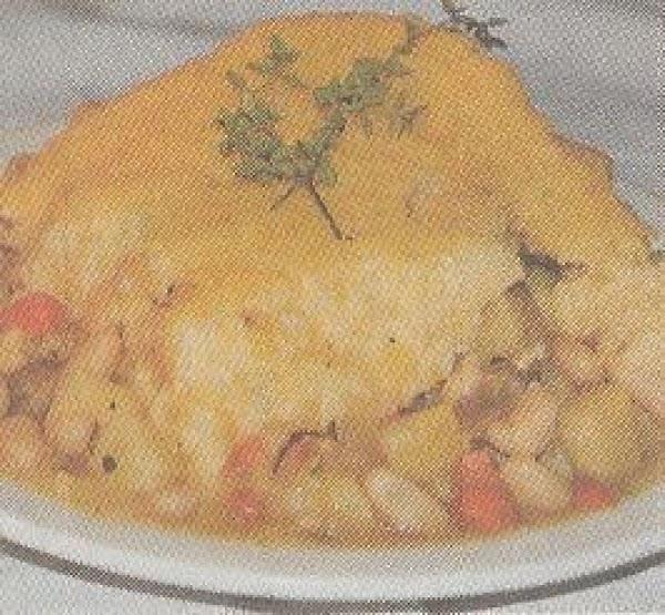 Tuscan-style Shepherd's Pie Recipe