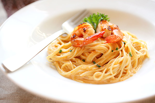Uni Pasta (Sea Urchin Pasta) Recipe