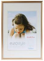 Aluminiumram Eurostyle