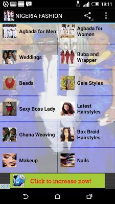 NIGERIA FASHION - screenshot