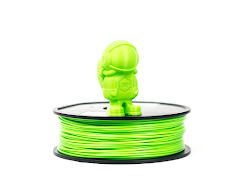 Lime Green MH Build Series PLA Filament - 3.00mm (1kg)