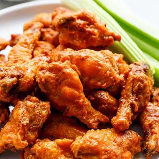 Crispy Buffalo Chicken Wings Recipe