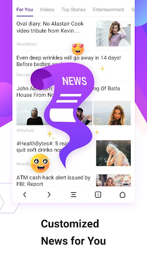 APUS Browser screenshot 6