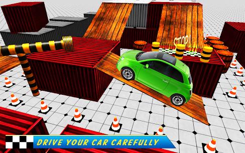 Ultimate Car Parking Stunt Driving Game – Mod APK (Unlimited) 1