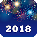 New Year Countdown 2018 icon