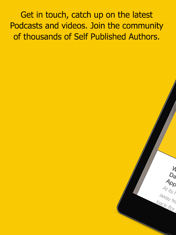 Mark Dawson's Self Publishing Formula- screenshot