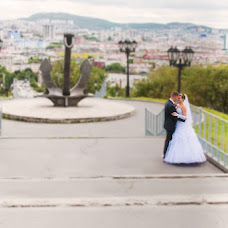 Wedding photographer Vladimir Kozlov (Volodyamd). Photo of 25.10.2013