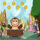 Monkey Coins trolley