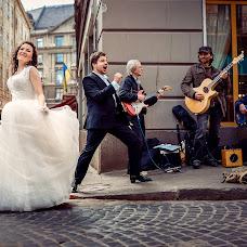 Wedding photographer Orest Palamar (palamar). Photo of 05.04.2016
