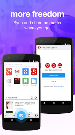Opera Mini web browser 10.0.1884.93721 screenshot 4473