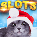 Christmas Cash Cats Slots PAID icon