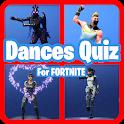 Guess: Dances Quiz Fortnite Battle royale icon