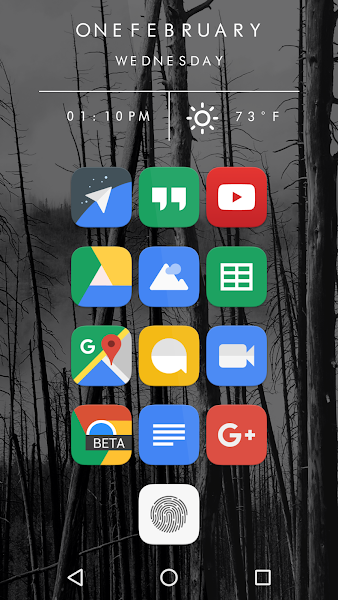 Fusion UI - Pixel Icon Pack Screenshot Image