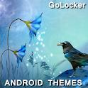 Abstract World 2 HD Go Locker icon