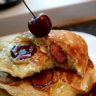 Cherry Pancakes Recipes.