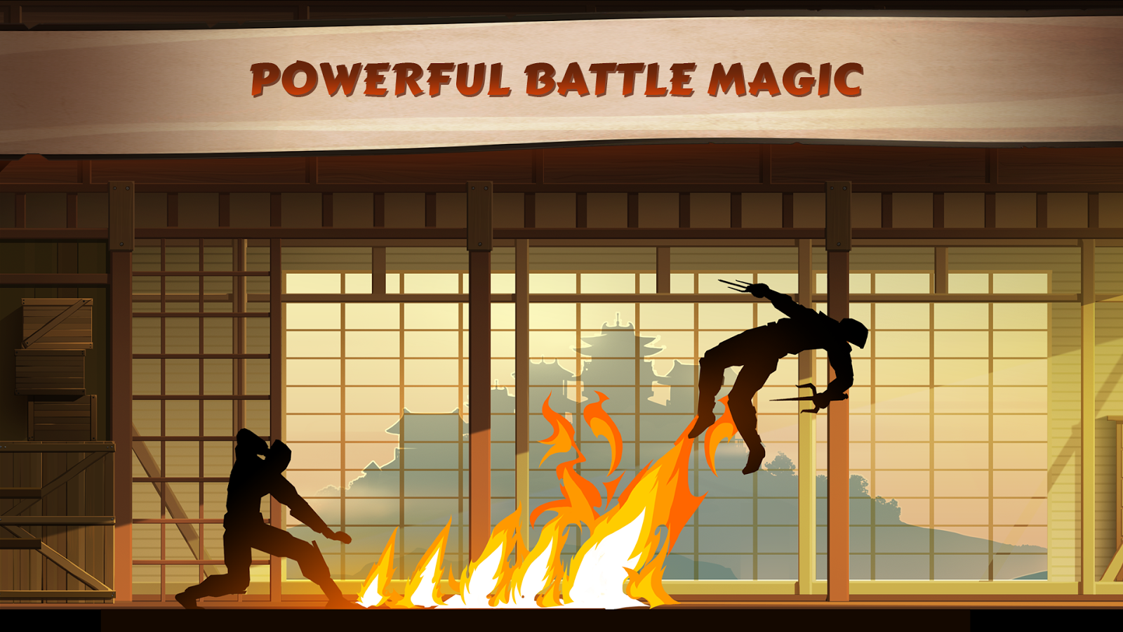 Shadow Fight 2 for Kakao- screenshot