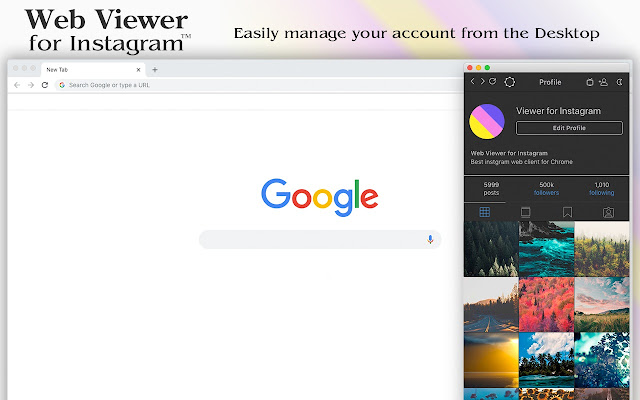 Web Viewer for Instagram™