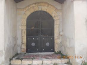 Photo: Portail de l'oratoire