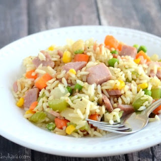 Ham Rice Peas Carrots Recipes