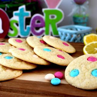 Lemon Cookies for Easter