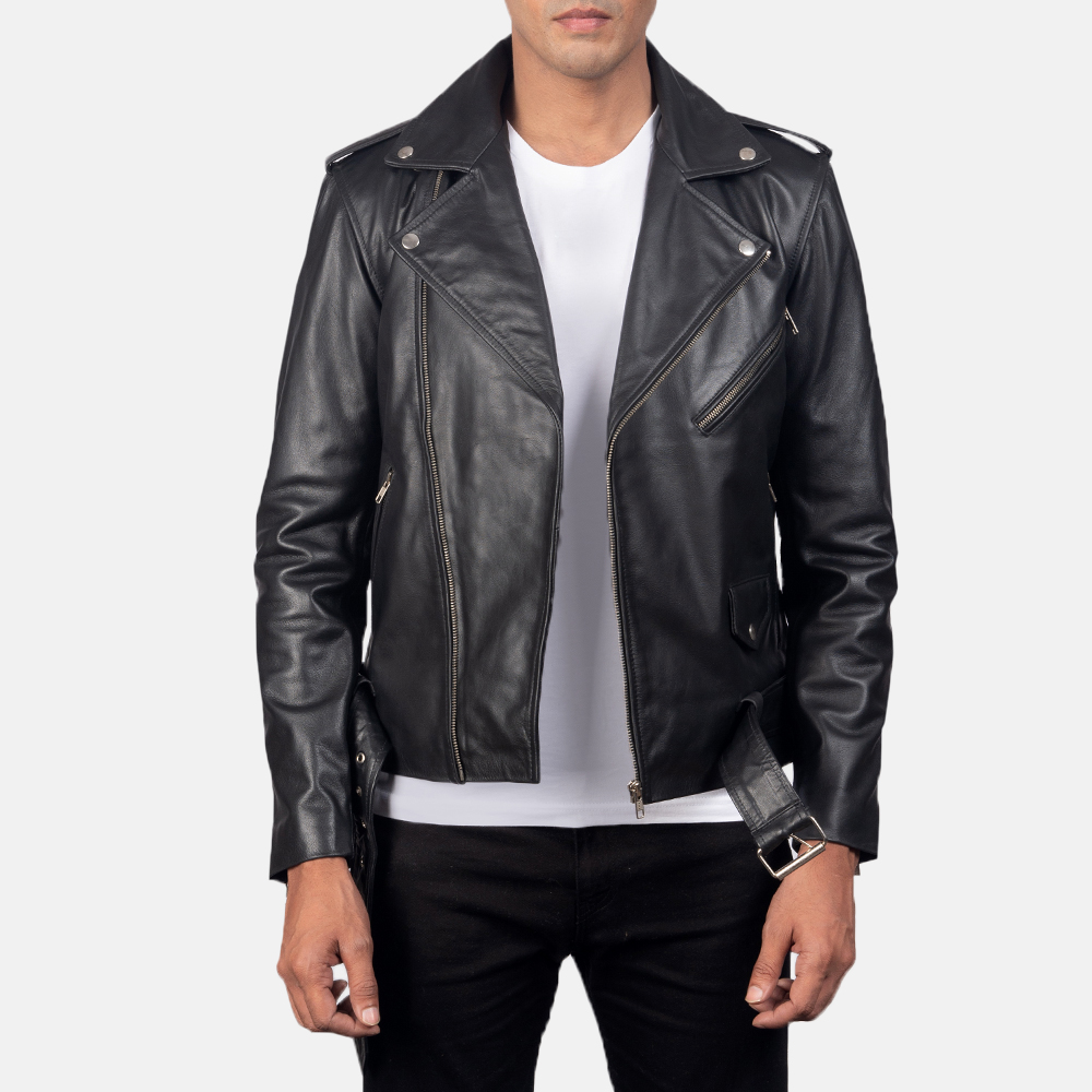 Allaric Alley best leather jacket for men