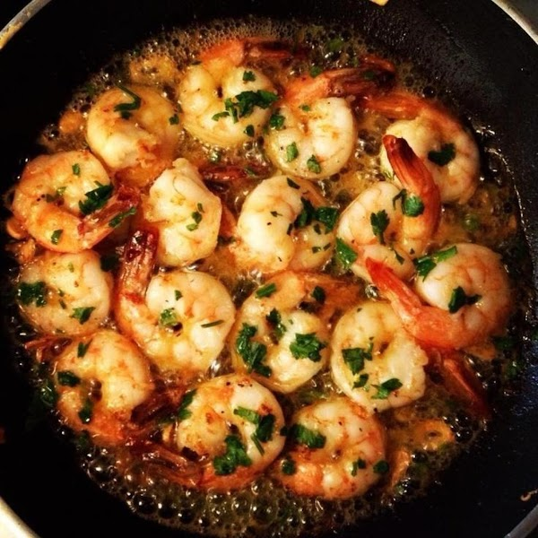 In a large sauce pan add 4 tbs of the flavored oil and cook...