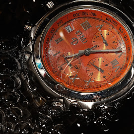 Boiling watch by Senthil Damodaran - Products & Objects Technology Objects ( product, water, boiling, watch, floating, object, cyber, thing )