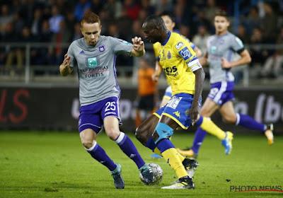 """Selon Ibrahima Seck, Anderlecht peut remercier l'arbitre: """"S'il n'y a pas le 1-1, ce n'est pas le même match"""""""