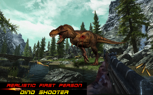 Dinosaur Hunter Deadly Hunt- screenshot thumbnail