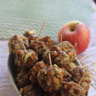 Pork & Apple Stuffing Bites.