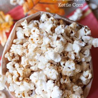 Pumpkin Spiced Kettle Corn