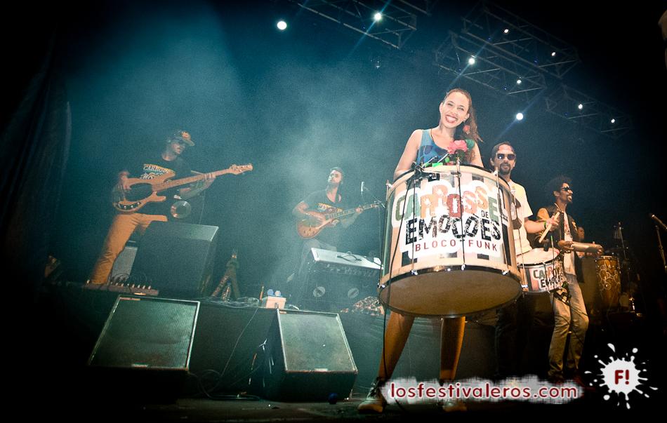 Festivaleros!: m�sica, festivales, conciertos, bandas, cultura, vida.