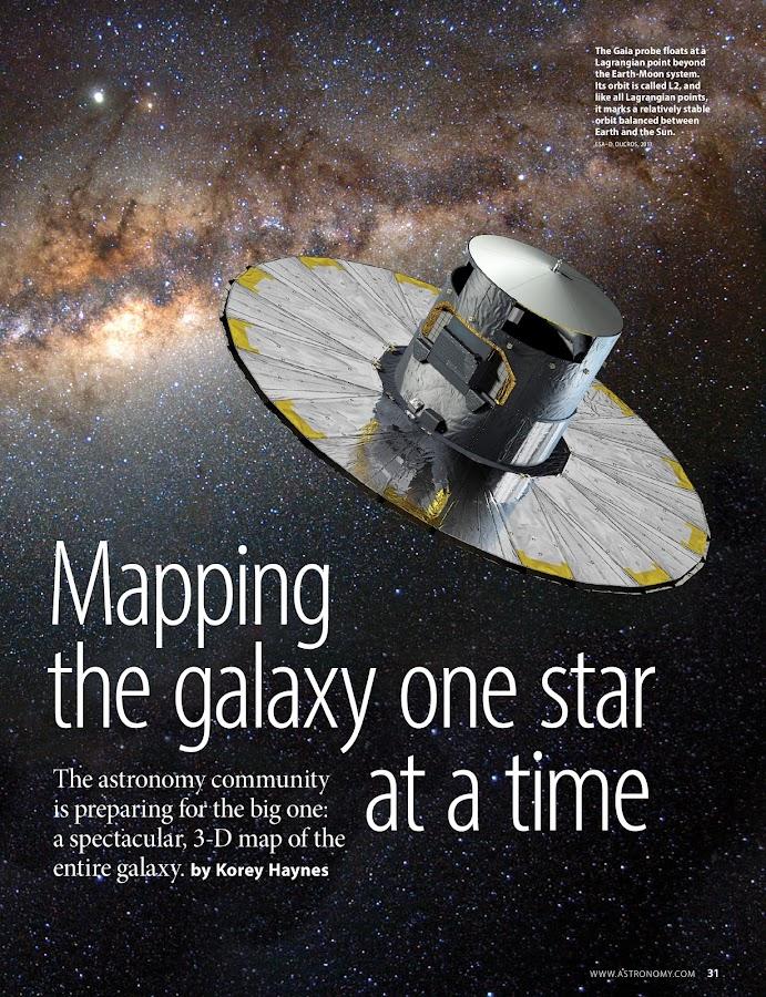 Astronomy- screenshot