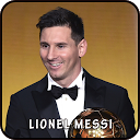 About Lionel Messi - Professional Soccer Player APK
