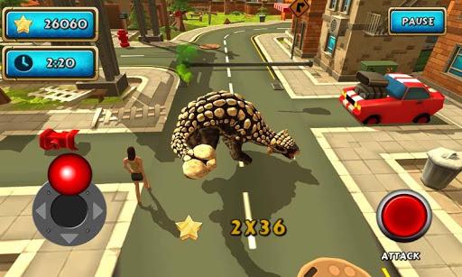Dinosaur Simulator: Dino World  screenshots 5
