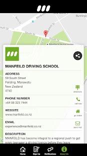 National DriverTraining Centre - náhled