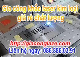 gia công laser