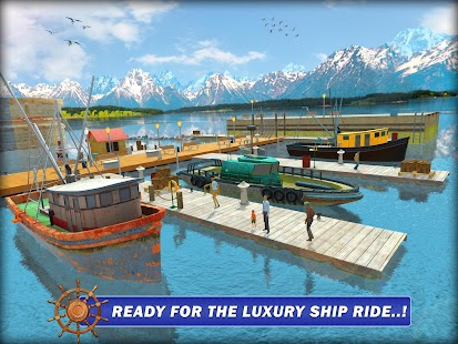 Cruise Ship Simulator Games Cargo Transport Android Apps On - Cargo cruise ship