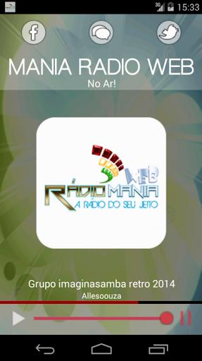 玩免費音樂APP|下載MANIA RADIO WEB app不用錢|硬是要APP