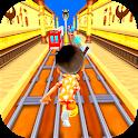 Subway Ride: 3D Subway Surf Run Dash Surfers Game icon