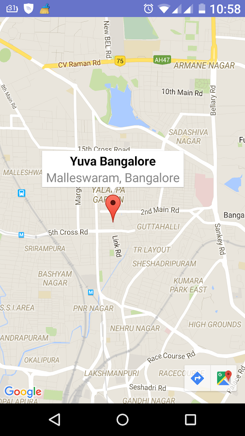 Yuva Bengaluru- screenshot