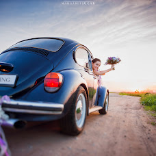 Hochzeitsfotograf Margarita Biryukova (MSugar). Foto vom 14.03.2014