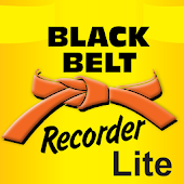 Black Belt Recorder OrangeLite