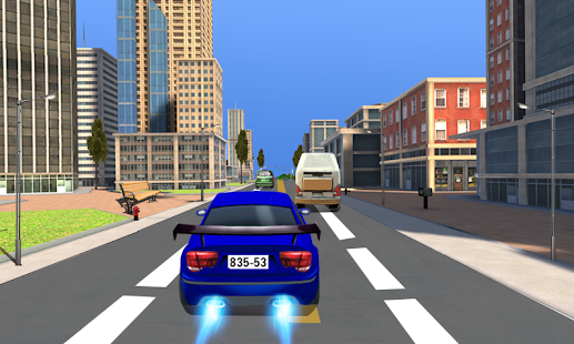 Car Racing Screenshot