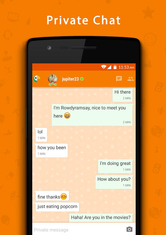 Chatimity Chat Rooms- screenshot