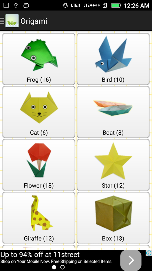 Origami Instructions - Android Apps on Google Play - photo#7